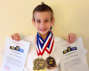 Luca needs your help to get to Dublin to represent Team USA in October.