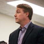 Pasco County planner Matt Armstrong