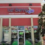 La' Berry Frozen Yogurt & Ice Cream Café Has Great Food, Too!