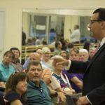 New Tampa Residents Sound Off On Local Issues At Town Hall