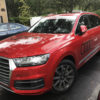 My Audi Test Drive; WCNT-tv's Drive Towards A Million & A Correction
