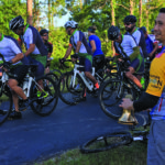 Annual Bike Ride Helps 'Small, But Mighty' Noon Rotary Club Raise $3,000!