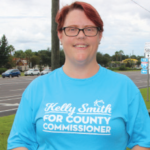 Dem. Kelly Smith To Take On Mike Moore For County Commission In November