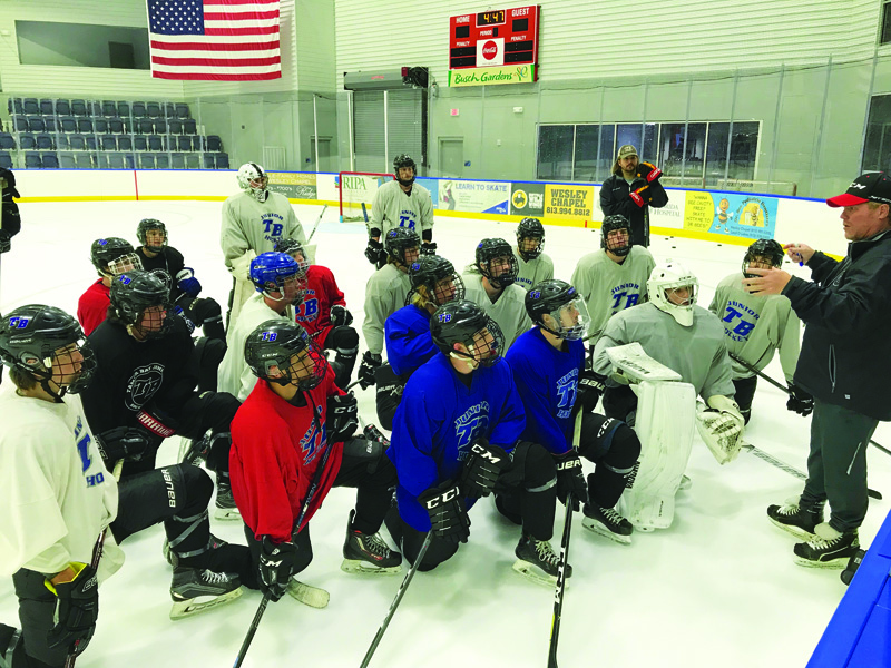 Tampa Bay Juniors Hockey Helps Local Talent Prepare For The Next