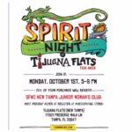 GFWC New Tampa Junior Woman's Club Spirit Night