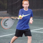 BG Tennis Focuses on Teaching Young Players With Low-Compression Balls