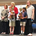 Area Students Pick Up Dozens of Awards At Regional STEM Fair