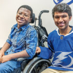 New Tampa Teen Wins Community Hero Award From The Lightning!