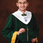 Lucas Budd Is Cypress Creek Middle/High's First Valedictorian